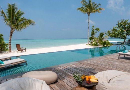 Най-скъпият курорт в света отвори врати