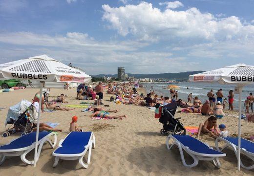 Спад на туристите по Черноморието
