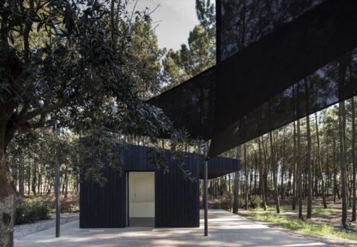 Село в Португалия се охлажда по естествен начин