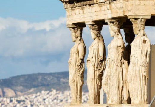 Древногръцки забележителности се рушат