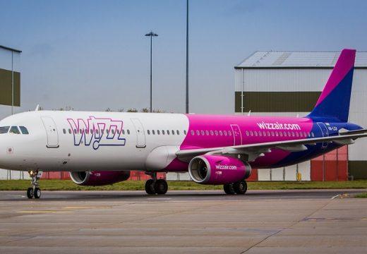 Wizz Air  е най-зелената авиокомпания в Европа