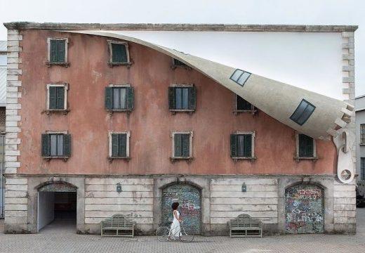 10 постройки, които не са от тази реалност