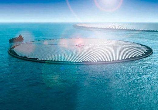 Огромни плаващи острови ни спасяват от климатичните промени