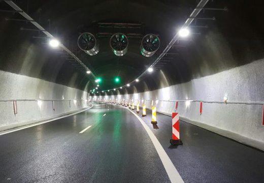 """Ограничават движението в тунел """"Витиня"""" днес"""