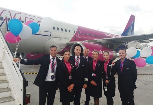 Wizz Air с 6 нови маршрута и нов самолет
