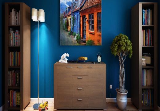 Какви цветове да изберем за стените – тенденции и идеи