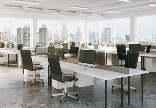 Нови 107 000 кв. м нови офис площи са завършени в София