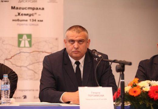 Георги Терзийски: Няма отлагане на тол системата