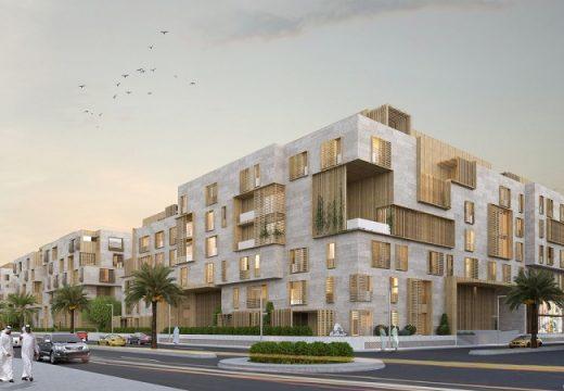 Сгради със смесено предназначение придават нов облик на архитектурата в Саудитска Арабия