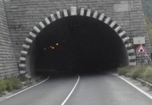 """Започва ремонт  на тунел """"Кричим"""""""