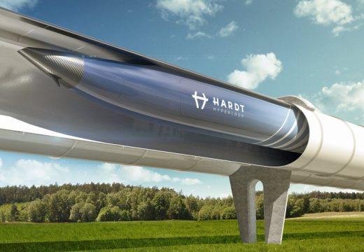 Холандска компания прави първата Hyperloop система за Европа