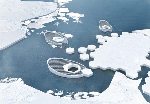 Дизайнери предлагат подводница, произвеждаща айсберги (видео)