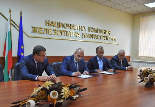 Започва модернизацията на  железопътния участък Костенец -Септември