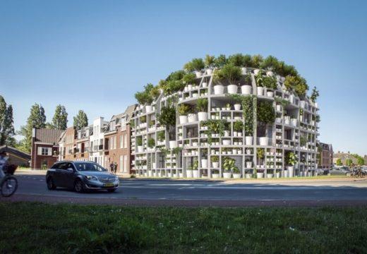 MVRDV показа Green Villa – офисна сграда от ново поколение