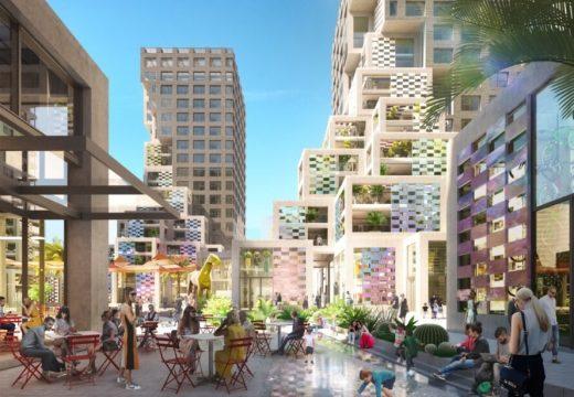 Започна строителството на Pixel – жилищен квартал от ново поколение