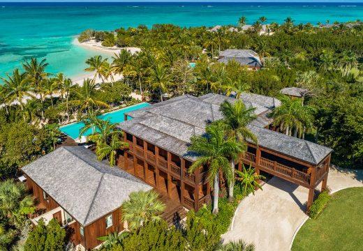 Брус Уилис продава райска къща на плажа (снимки)