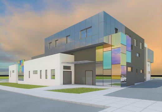 Проект за строителство на младежки център в Бургас