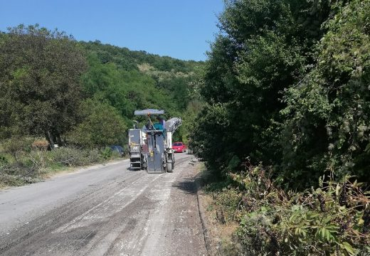 Започна ремонт на пътя Кубрат – Тутракан