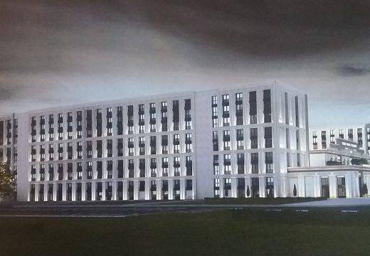 Строят огромен луксозен хотелски комплекс в Свиленград