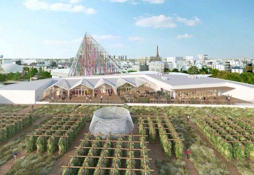 Най-голямата градска ферма отваря врати в Париж