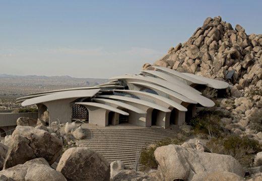 Величествен пример за органична архитектура (снимки)