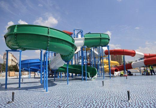 Новият столичен аквапарк се строи върху 25 дка (снимки)