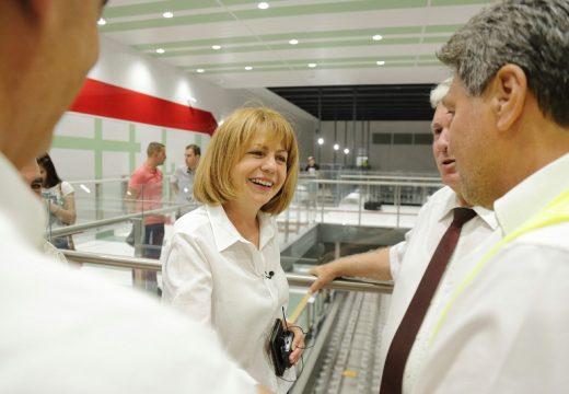 Новите спирки на метрото готови на 100% до края на октомври