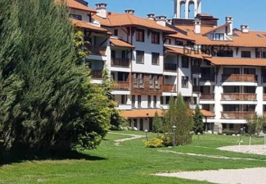 Продават остатъците от хотела на Богомил Бонев в Банско