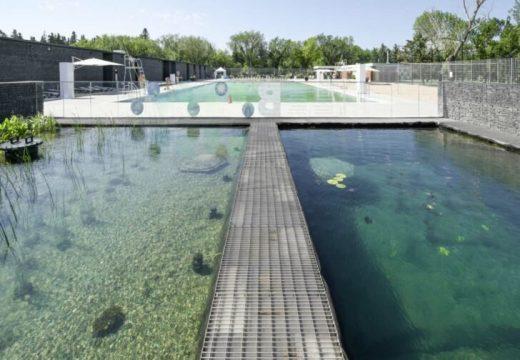 Канада се похвали с първия си басейн без химикали