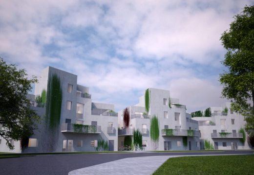 Как шведите създават зелени жилищни квартали