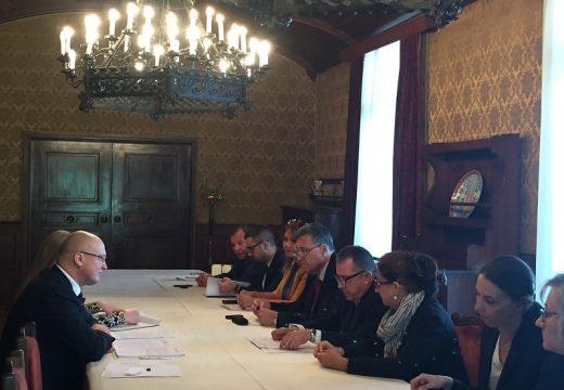 Обсъждат разширяване на сътрудничеството в строителството с Русия
