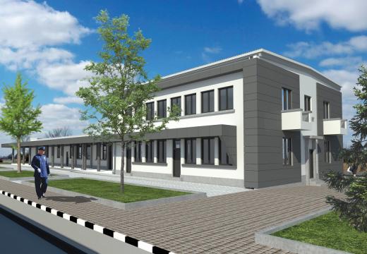 Подписаха договора за ремонт на гарата в Казичене