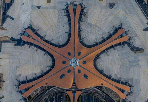 Най-големият летищен терминал в света отвори врати (снимки)