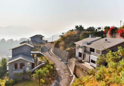 Общност живее изцяло от събирането на дъждовна вода