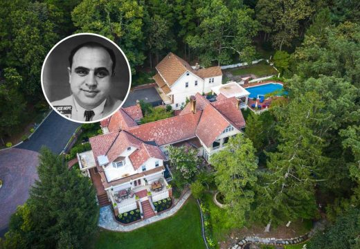 Скривалището на Ал Капоне се появи на имотния пазар