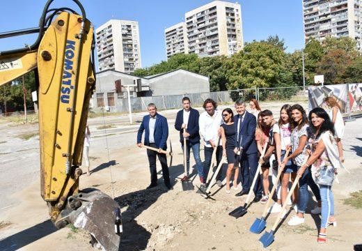 Започва строителство на нова спортна зала в Пловдив