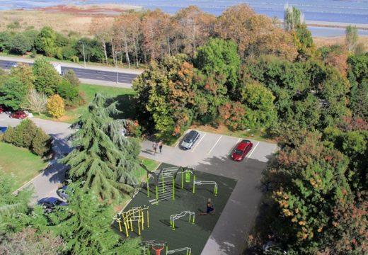 Строят нова спортна зона в Бургас