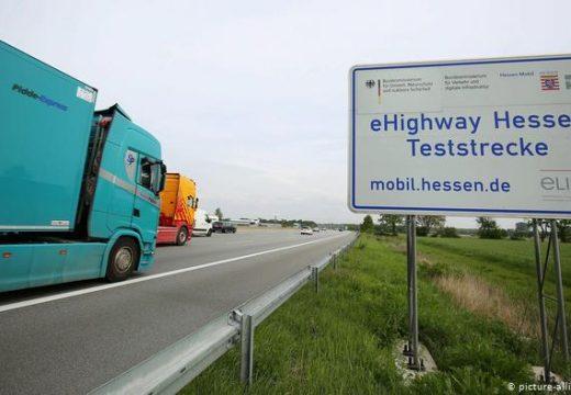 Как строят автомагистрали в Германия?