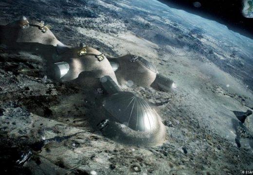 Как би изглеждала почивка на Луната?