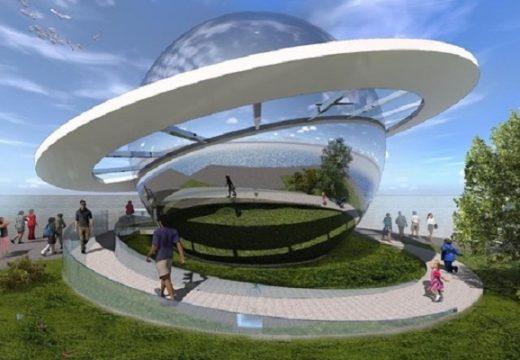 Бургас ще има Планетариум на метри от морето