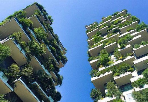 Миланската Вертикална гора с ново признание