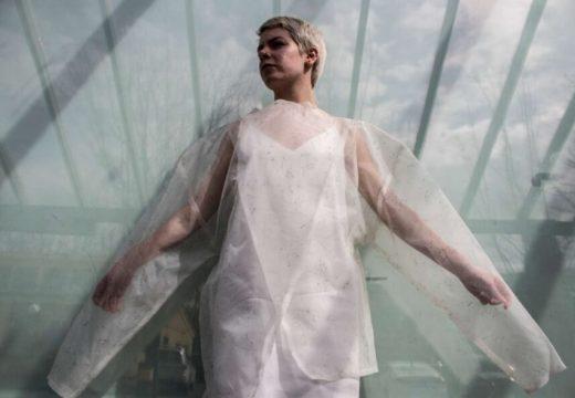 Нова екологична дреха е изработена от водорасли