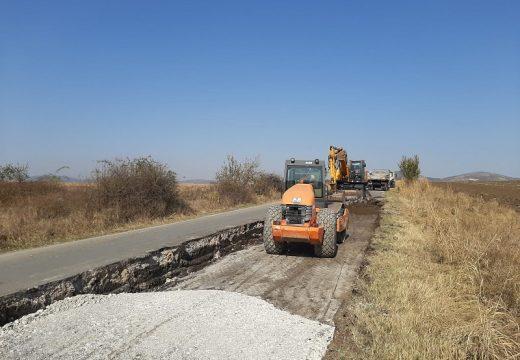Започва ремонт на пътя Мездра – Роман