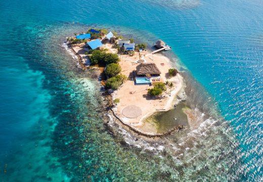 Най-новият курорт на остров се захранва само със слънчева енергия