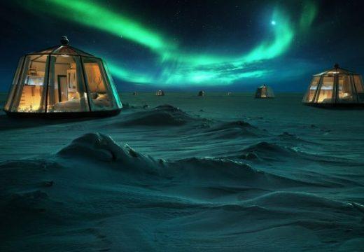 7 шикозни хотели, които се намират над арктическия кръг