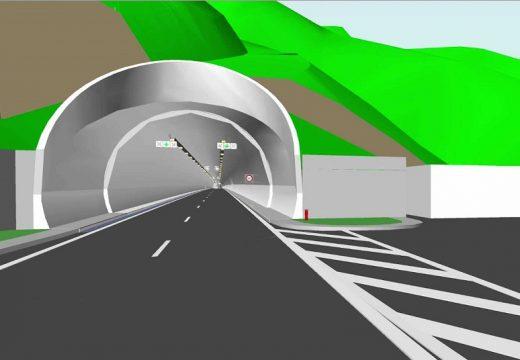 """Започна строителството на тунел """"Железница"""" от АМ """"Струма"""""""