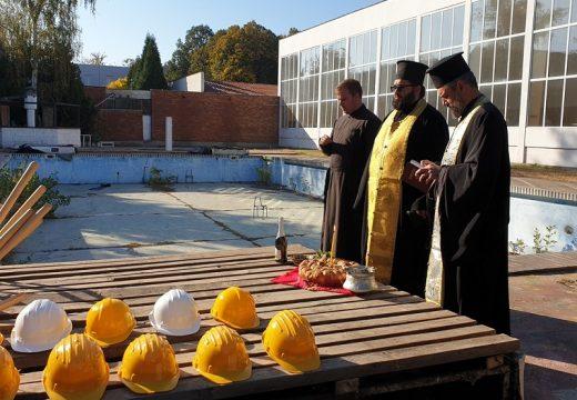Започна строителство на олимпийски басейн в Пловдив