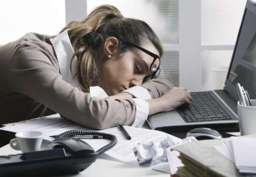 Работата в офис пречи на здравето