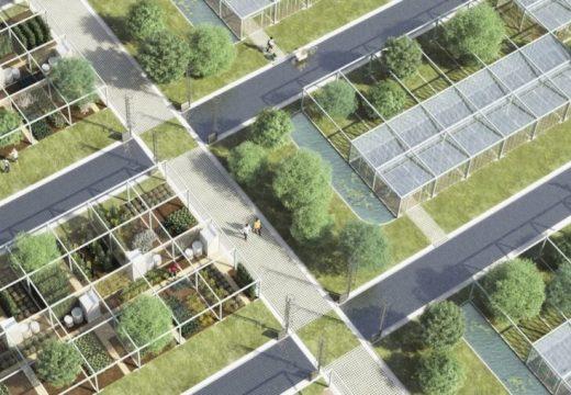 Паркинги се превръщат в градски градини