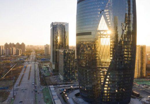 Готова е сградата с най-големия атриум в света (снимки)